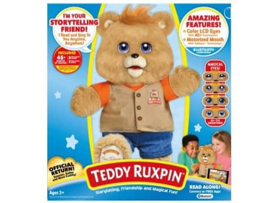 Teddy Ruxpin Only $69 Shipped