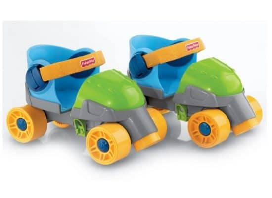 Fisher-Price Grow with Me 1,2,3 Roller Skates Only $13.49