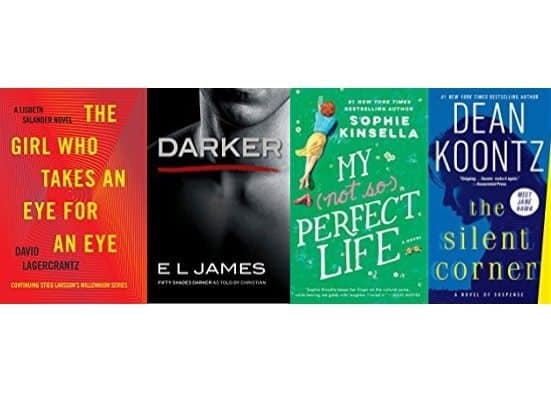 Amazon Digital Day: Up to 89% Off Kindle Best Sellers **Today Only**
