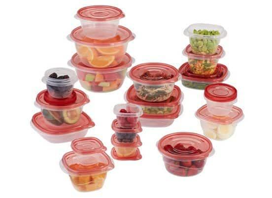 Rubbermaid TakeAlongs 40 Piece Food Storage Set Only $8.54