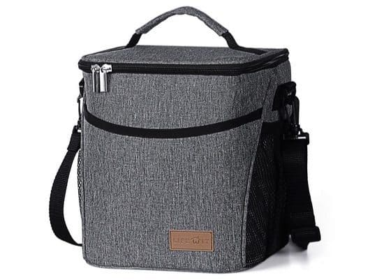 Lifewit Insulated Lunch Box Bag Only $14.99
