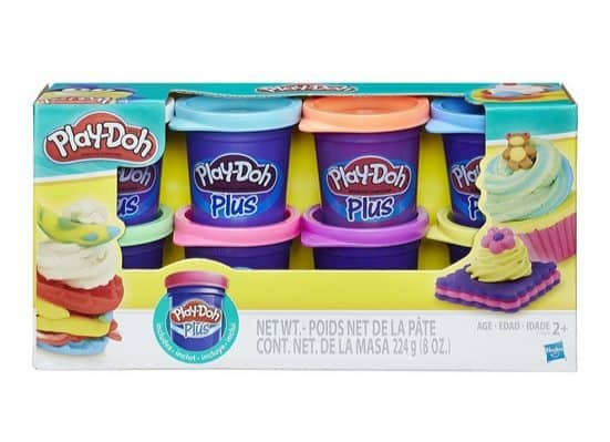Play-Doh Plus Color Set 8-Pack Only $3.99