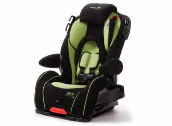 Safety 1st Alpha Omega Elite Convertible 3-in-1 Car Seat $75.99 (Was $167)