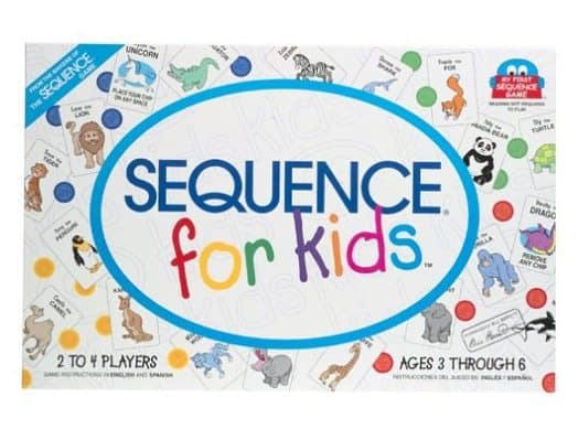 Sequence for Kids Only $9.99