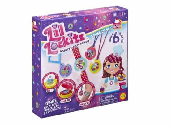 Lil Lockitz Sweets Set Only $5.29 (Was $18)