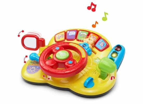 VTech Turn and Learn Driver Only $11.59