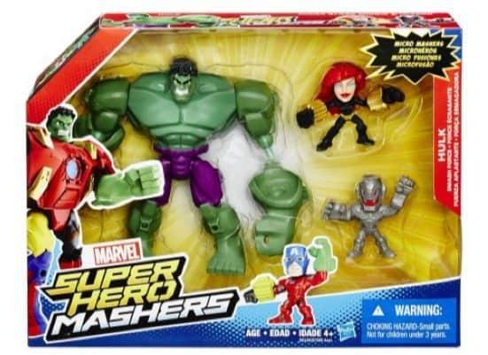 Marvel Hulk Smash Super Hero Mashers Set Only $4.97 (Was $20)