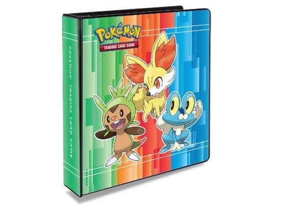 "Ultra Pro Pokemon X and Y 2"" 3-Ring Binder Only $7.99"