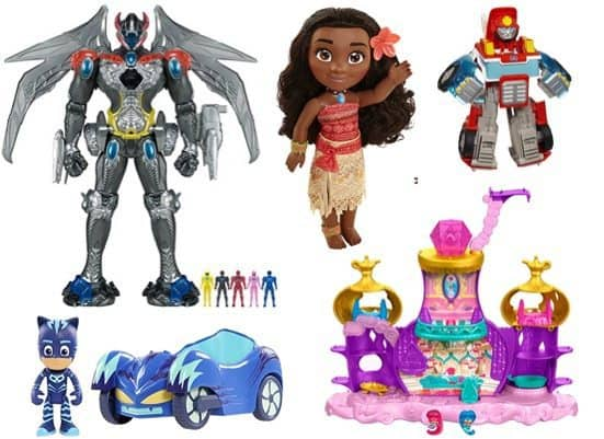 Up to 78% Off Favorite Character Toys ~ Prices as low as $4.22 **REMINDER - Today Only**