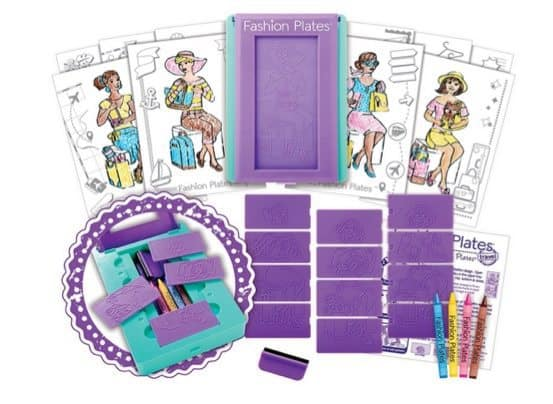 Fashion Plates Travel Kit Only $2.53 (Was $15)