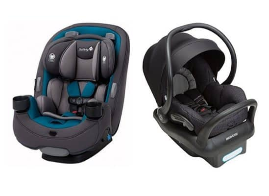 Up to 52% Off Maxi-Cosi & Safety 1st Car Seats ~ Safety 1st 3-in-1 Convertible Car Seat $101.99