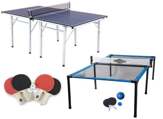 Up to 61% Off Table Tennis Tables & Accessories ~ Franklin Spyder Pong Table $49.99 (Was $120)