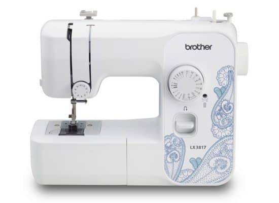 Brother 17-Stitch Full-Size Sewing Machine Only $44.99