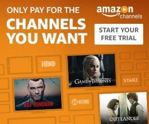 Free 7 Day Trial of Cinemax for Amazon Prime Members