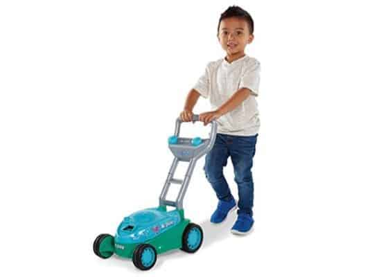 Kid Galaxy Mr. Bubble Lawn Mower Only $9.99 (Was $33)