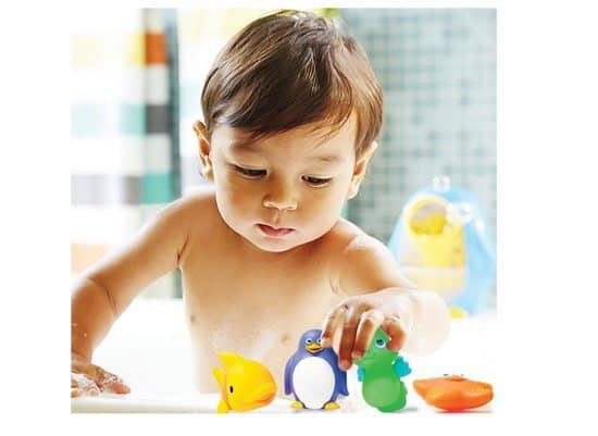 Munchkin Ocean Squirts Bath Toys Only $3.60