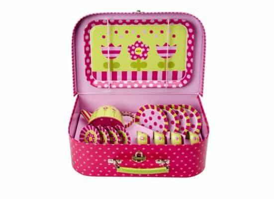 ALEX Toys Tin Tea Set Only $10.39 (Was $35)