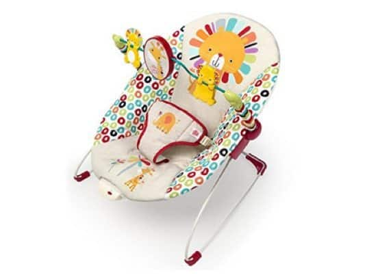 Bright Starts Playful Pinwheels Bouncer Only $20.99