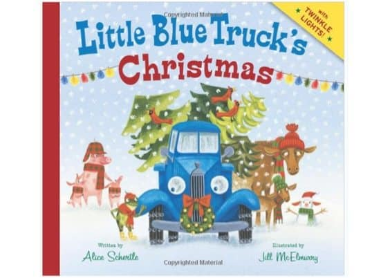 Little Blue Truck's Christmas Only $4.67 (Was $15)