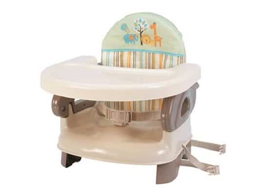 Summer Infant Deluxe Comfort Folding Booster Seat Only $14.99