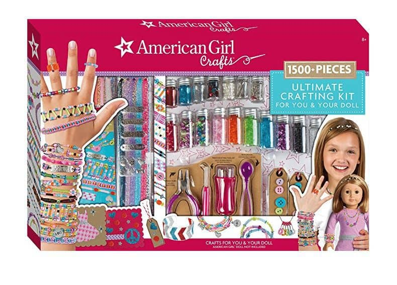 American Girl & Fashion Angel Crafting Kits up to 50% off - Prices Start at ONLY $5.24