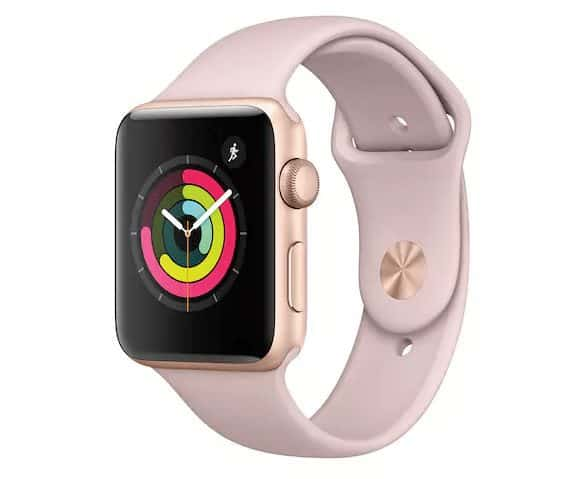 Apple Watch Series 3 $269 Shipped