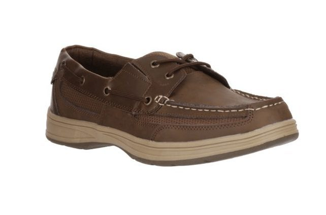 Magellan Outdoors Men's Austin Lace-Up Boat Shoes ONLY $19.99 Shipped