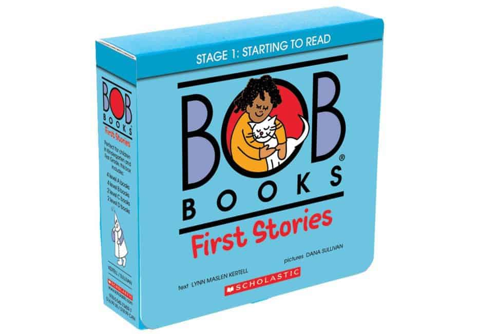Amazon: Bob Books on Sale from $5.56