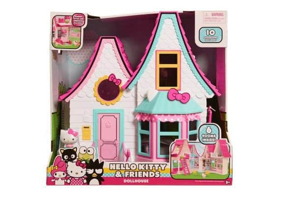 Hello Kitty Doll House $24.97 (Was $70)