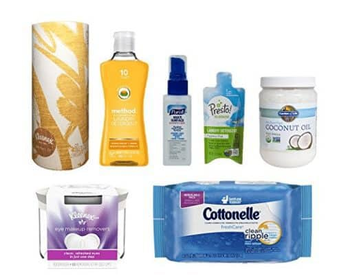 Household Essentials Sample Box $9.99 + $9.99 Amazon Credit = FREE
