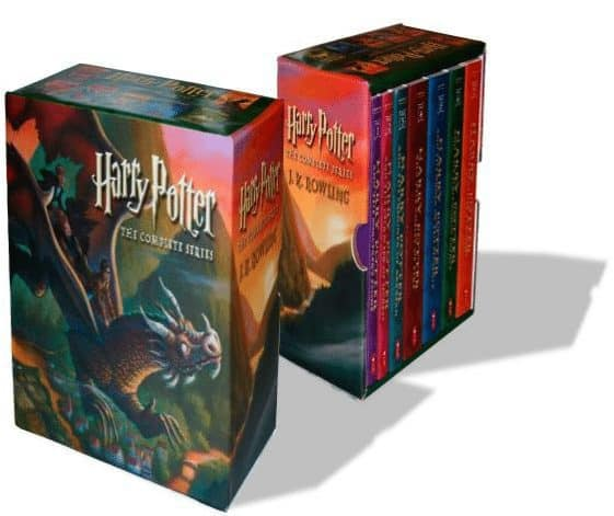 Harry Potter Complete Paperback Box Set ONLY $15.86 (was $86) - ONLY $2.26 Per Book!