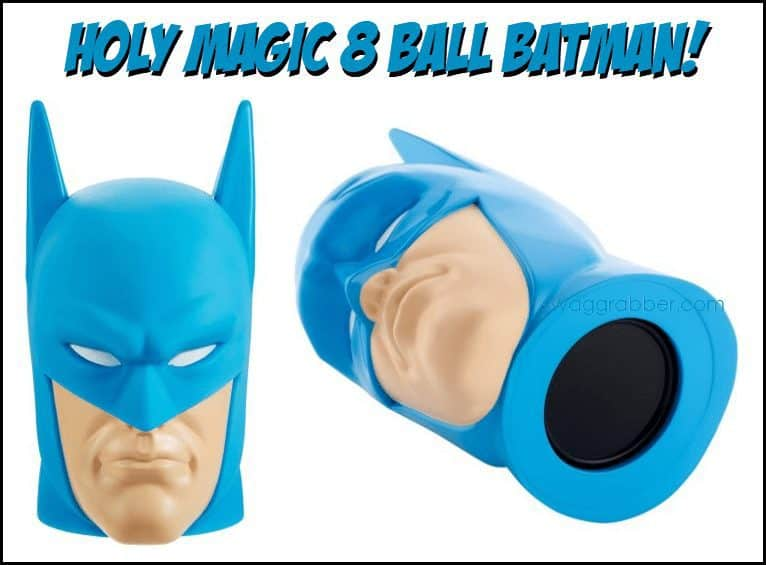 Holy Magic 8 Ball Batman - Only $3.44 Each **INSANELY Cool Gift Idea**