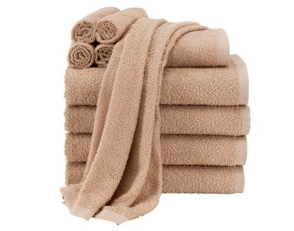 Walmart: Mainstays Value 10-Piece Towel Set $7 w/ Free Pick Up