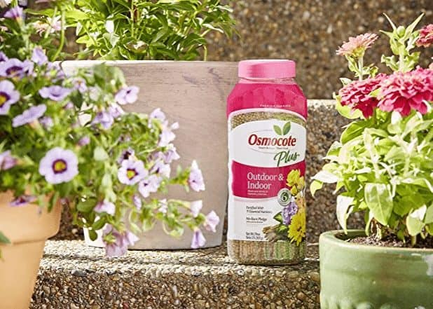 Osmocote Plus Outdoor and Indoor Smart-Release Plant Food, 2-Pound ONLY $2.50 (Was $9)