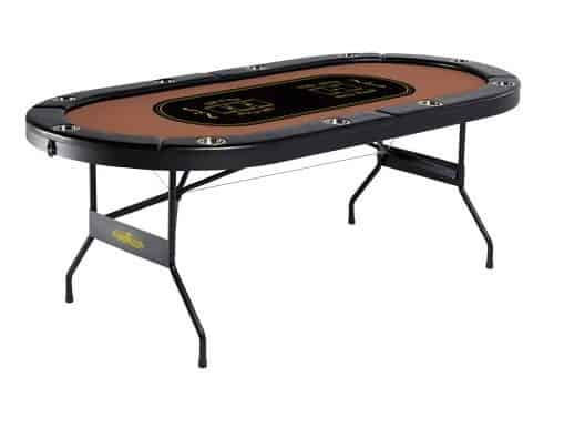 Walmart Clearance: Barrington 10-Player Poker Table ONLY $99 **No Assembly Required**