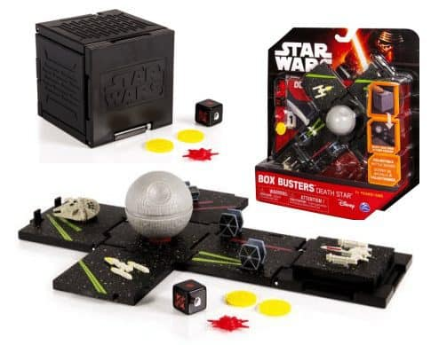 Star Wars Box Busters Death Star Super Playset ONLY $2.97