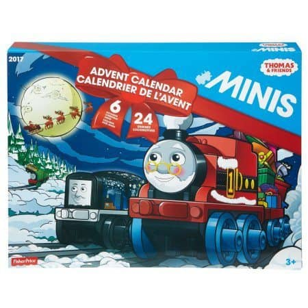Thomas & Friends MINIS 2017 Advent Calendar ONLY $9.99 (Was $35)