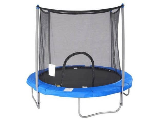 Trampoline Deals - Airzone 8' Trampoline Combo $77 (Was $190) and More