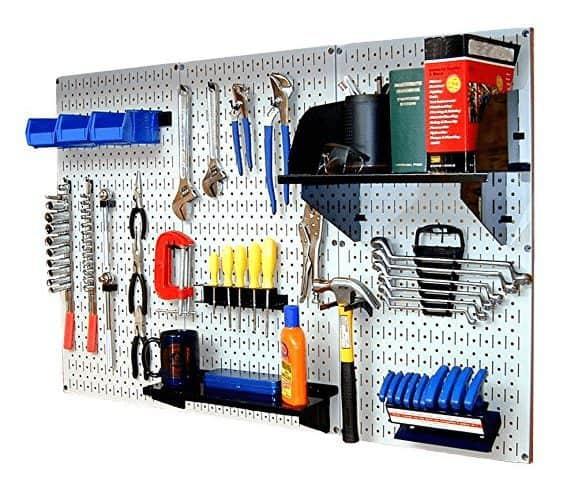 Standard Workbench Metal Pegboard Tool Organizer $87.99 (Was $170)