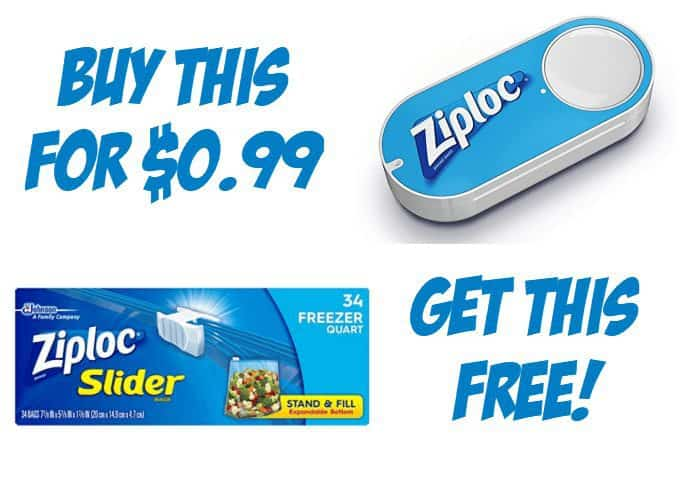 Prime Members Get Ziploc Bags for $0.99 - Basically FREE **Today Only**