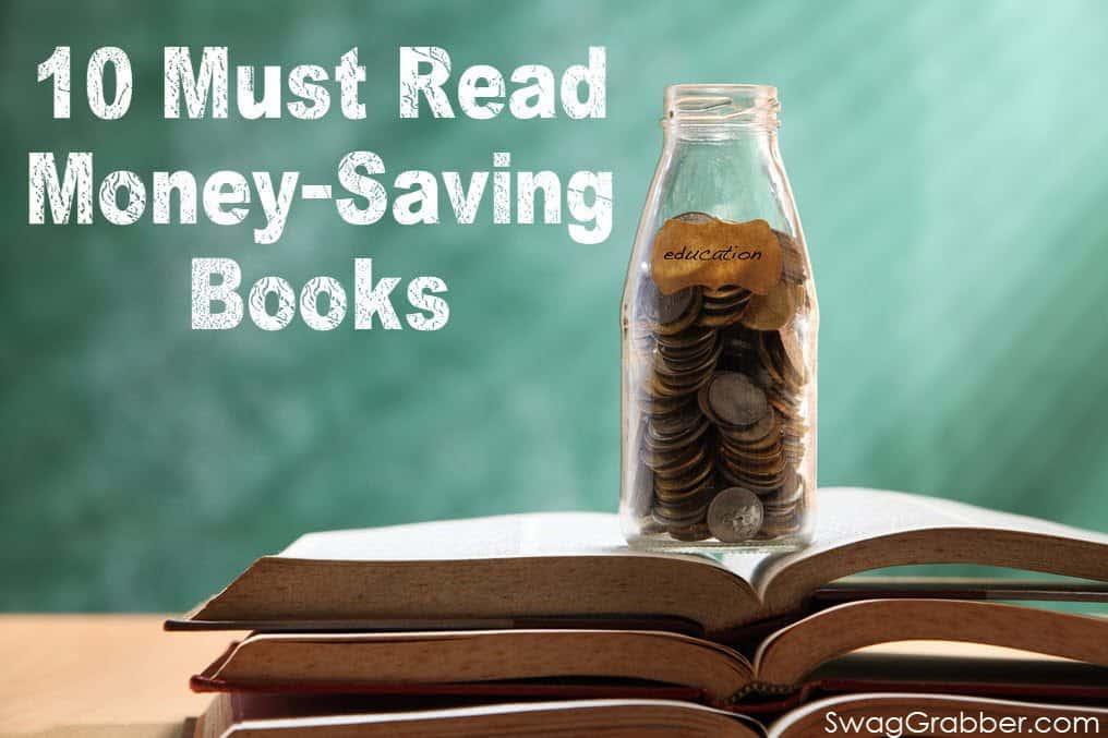10 Must Read Money-Saving Books