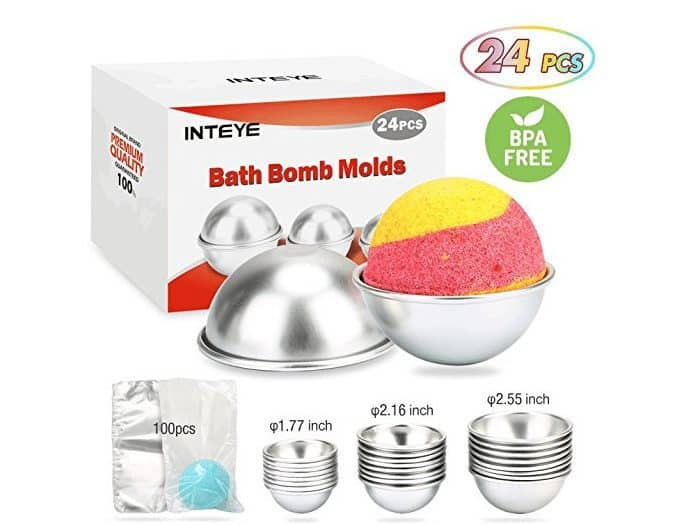 Bath Bomb Mold Kit ONLY $9.79 **Make Your Own Bath Bombs**