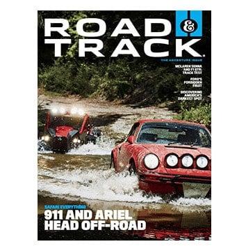 Free Road & Track Magazine Subscription