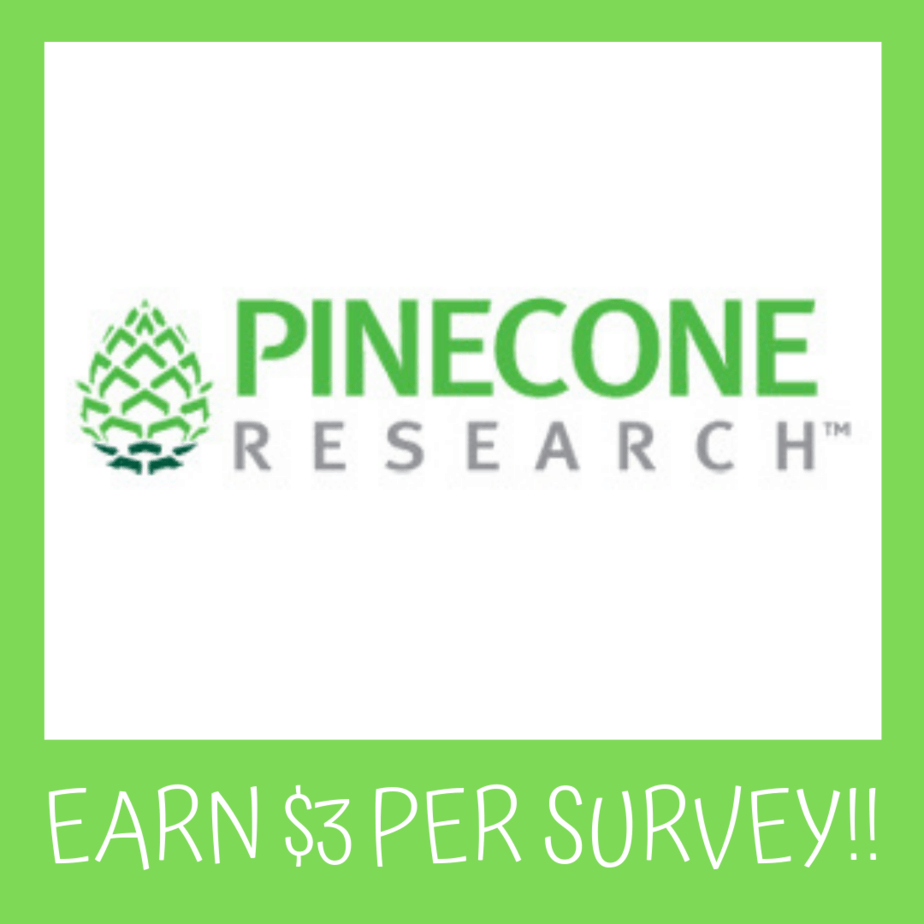 HURRY!!! Pinecone is Accepting Applications - Earn $3 Per Survey!!!