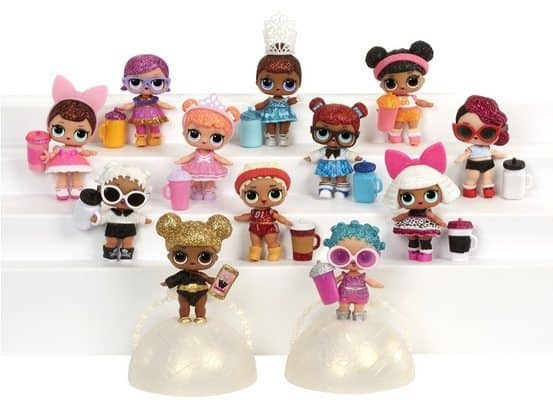 L.O.L. Surprise Glitter Series 2 pack $19.99