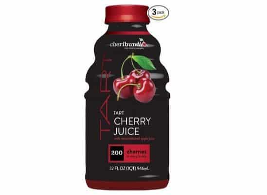 Cheribundi Tart Cherry Juice 3-Pack $6.49 **Only $2.16 Each**