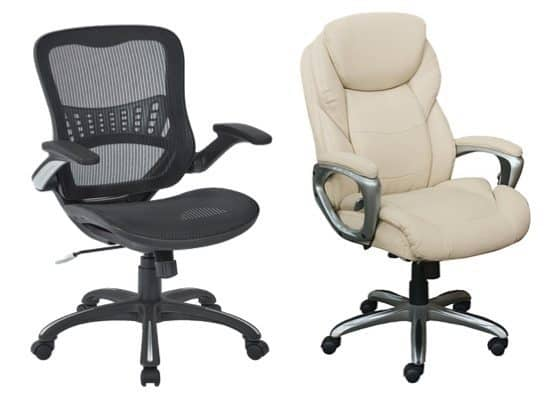 Up to 63% Off Desk Chairs **Today Only**