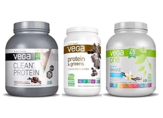Great Deals on Vega Products **Today Only**