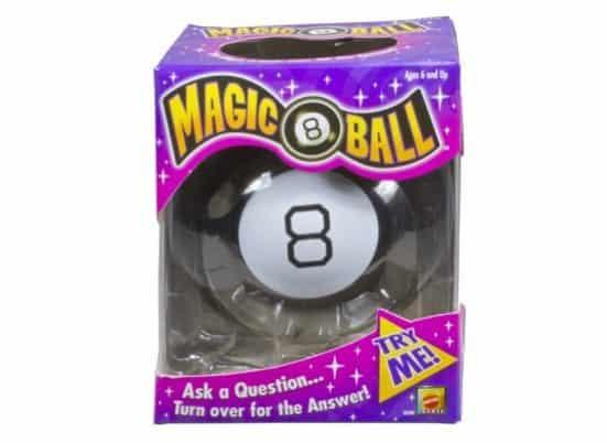 Mattel Magic 8 Ball Only $6.39