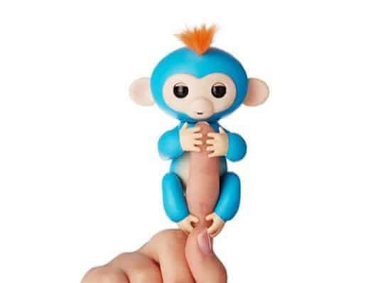 Fingerlings Interactive Baby Monkey Boris $13.99